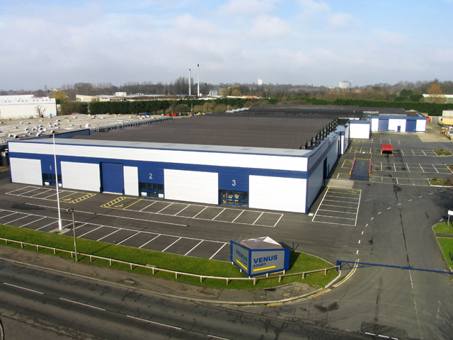 Venus House, Hardwick Industrial Estate