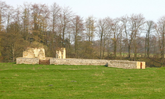Brainshaugh Priory