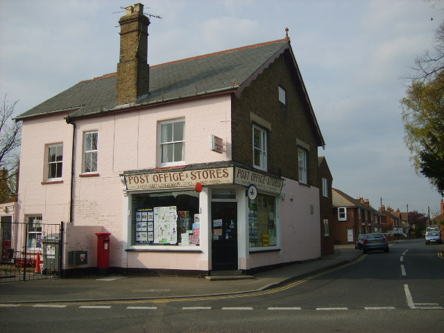 Tollesbury Post Office
