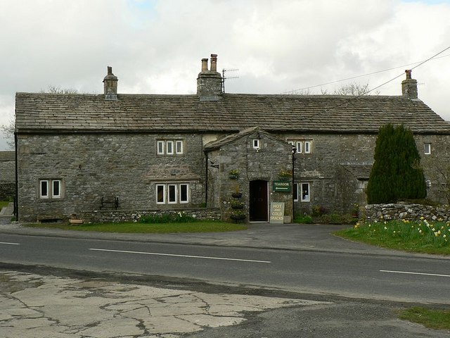 Blind Beck Tearoom, Horton-in-Ribblesdale