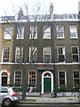 TQ3082 : Dickens' House, Doughty Street, London WC1 by R Sones
