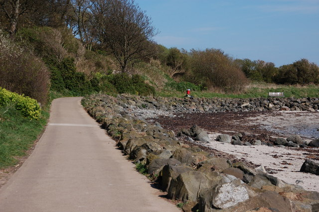 The Blackhead path, Whitehead