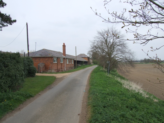 Stag's Holt Farm