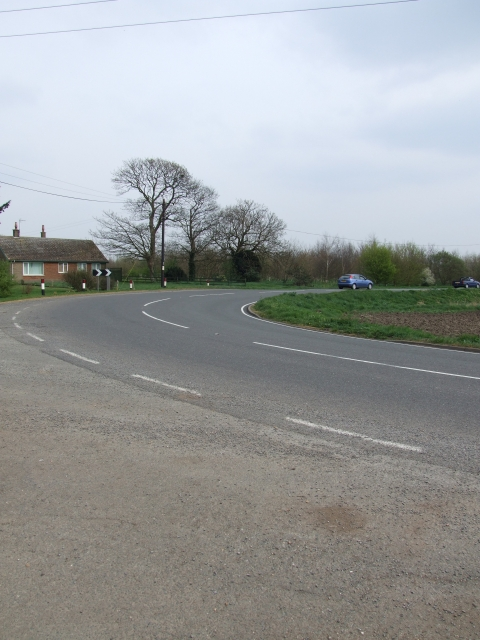 Bedlam Corner, near March