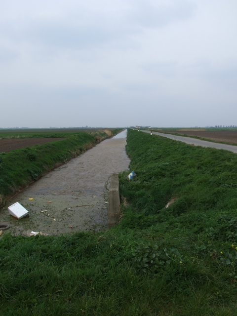 Land Drain, Horse Moor, March