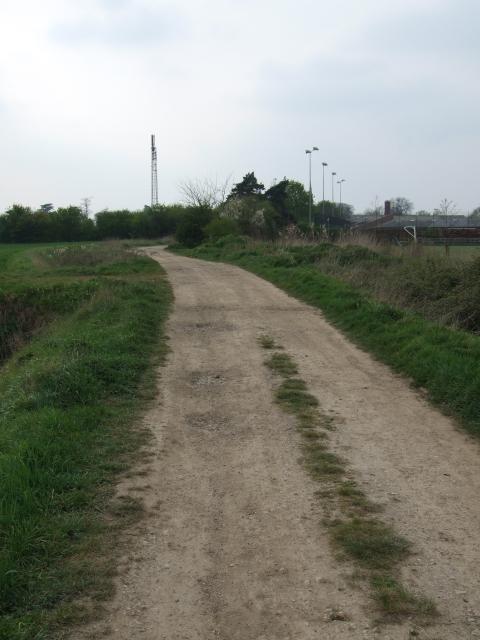 Barker's Lane, March