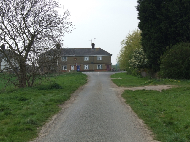 Road Junction, Stow Fen, March