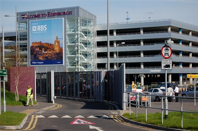 Edinburgh Airport Car Hire Centre