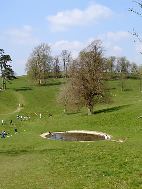 Frying Pan Pond, Dyrham Park