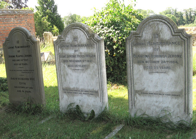 Interesting Gravestones