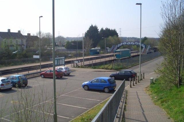 Pontyclun Station