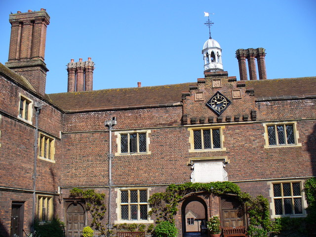George Abbot's Hospital of the Blessed Trinity
