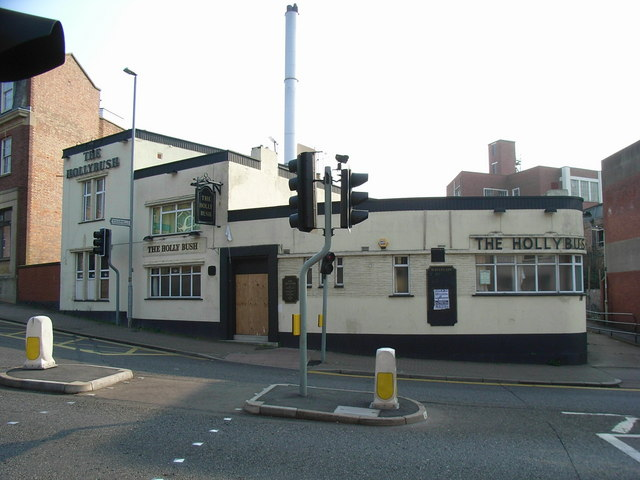 The Hollybush, Hinckley