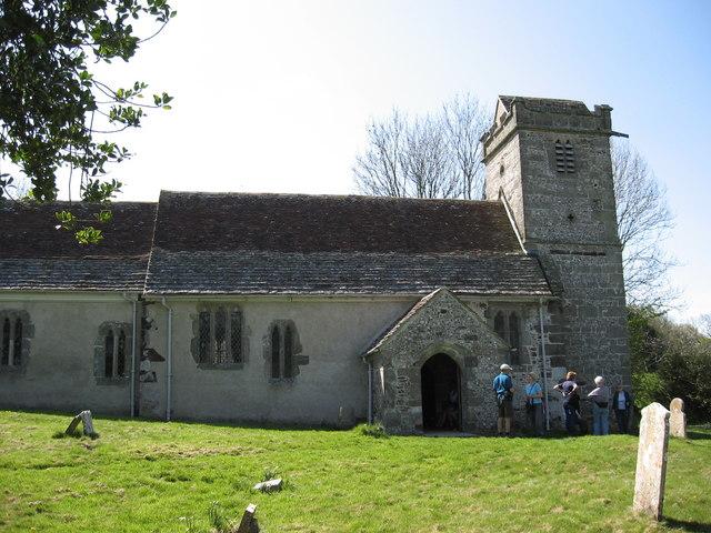 St. Mary the Virgin, Tarrant Crawford, Dorset