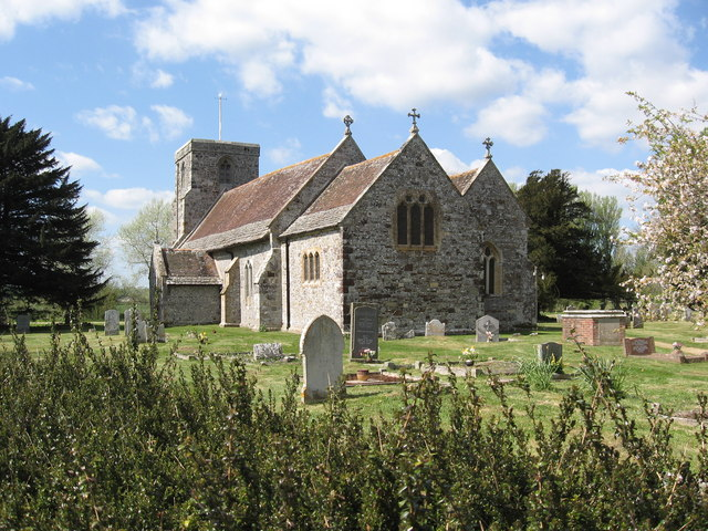 St. Bartholomew's Church, Shapwick, Dorset