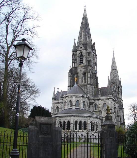 St Finbarrs Cathedral Cork Ian Paterson Cc By Sa20