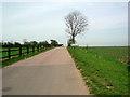 TL0457 : Drive to Blackburn Hall by Les Harvey