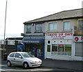 SE1835 : The Tomato Dip Cafe, Harrogate Road, Eccleshill by Linden Milner