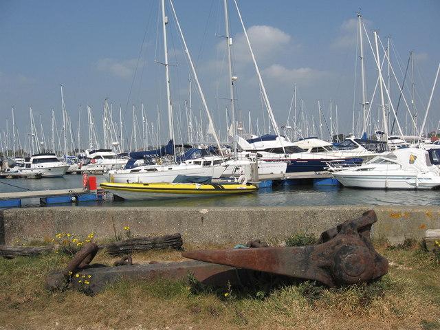 Lymington Yacht Marina, Hampshire