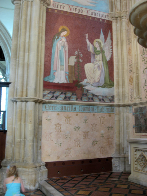 Dorchester Abbey Lady Chapel