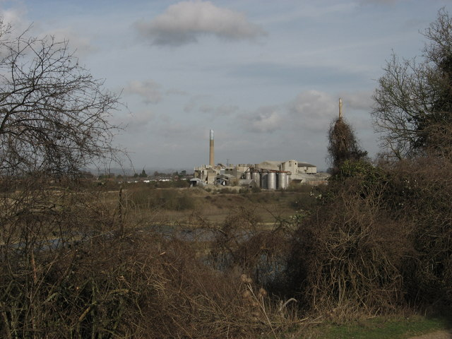 Chinnor Cement Works