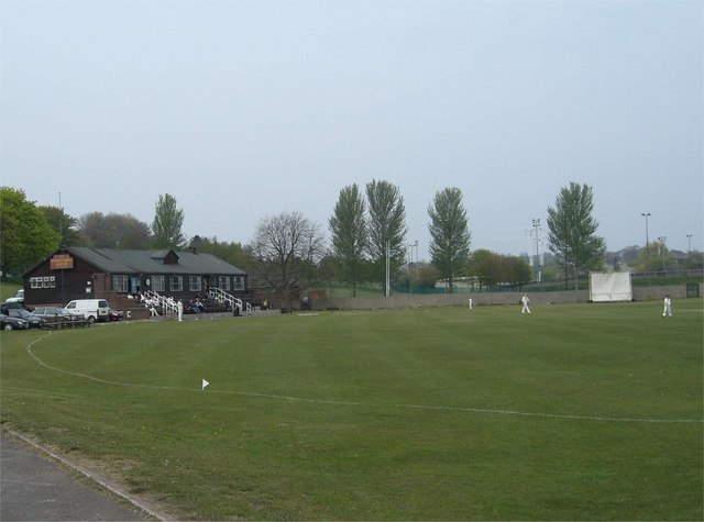 Newcastle and Hartshill Cricket Club, Clayton