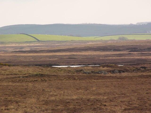 Black Loch, Craigeach Moor