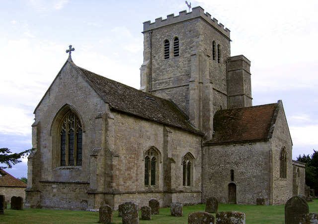 Cuddesdon Church