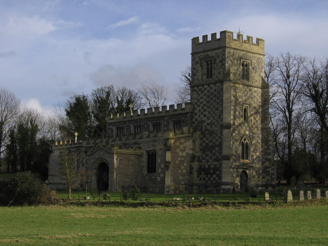 Drayton Beauchamp Church
