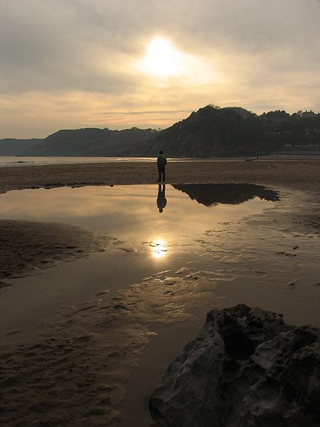 Meta Reflecting: Caswell Bay