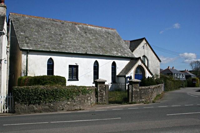 Methodist Church at Bray Shop