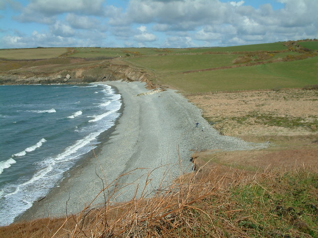Aber Mawr beach - Pembrokeshire