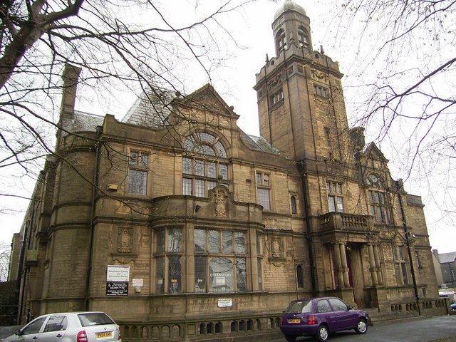 Victoria Hall Stanley Walker Cc By Sa 2 0 Geograph Britain And Ireland