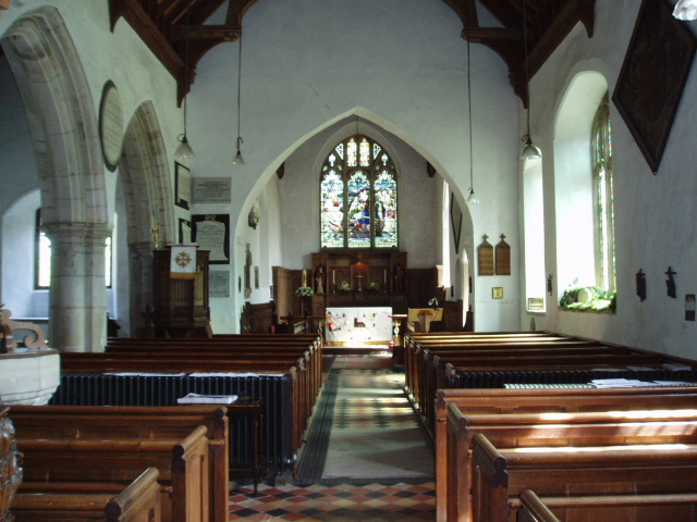 Sandon - St Andrew's Church