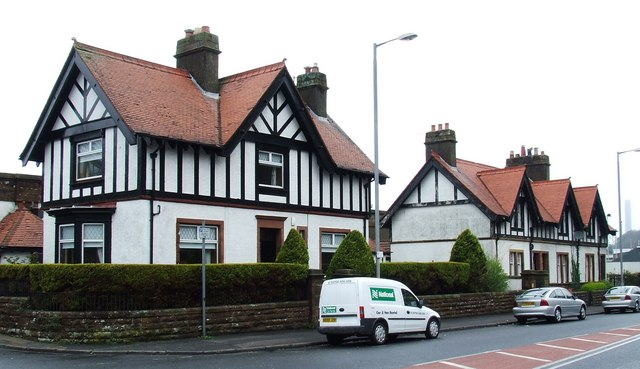 Wemyss Bay Station House and Cottages