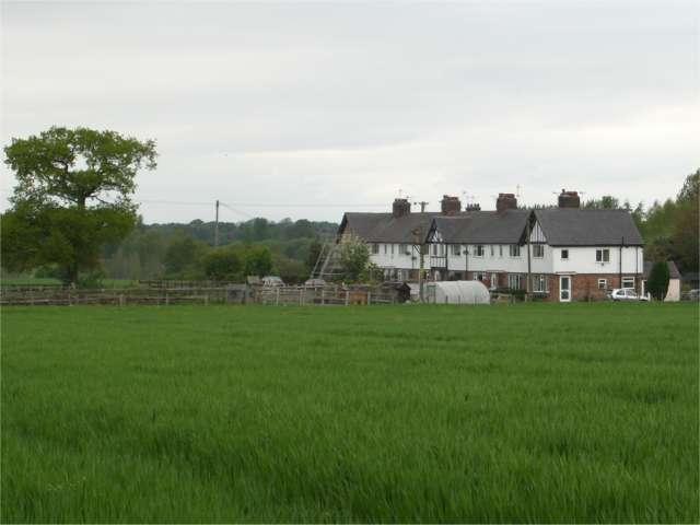 Jubilee Villas, Hassall Moss