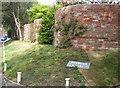 SZ2891 : Serpentine Wall, Roxbury House, Milford on Sea by Stuart Buchan