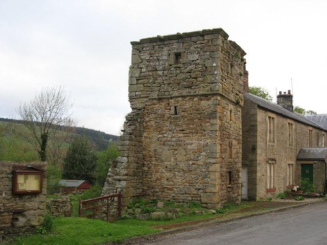 Ninebanks Tower House