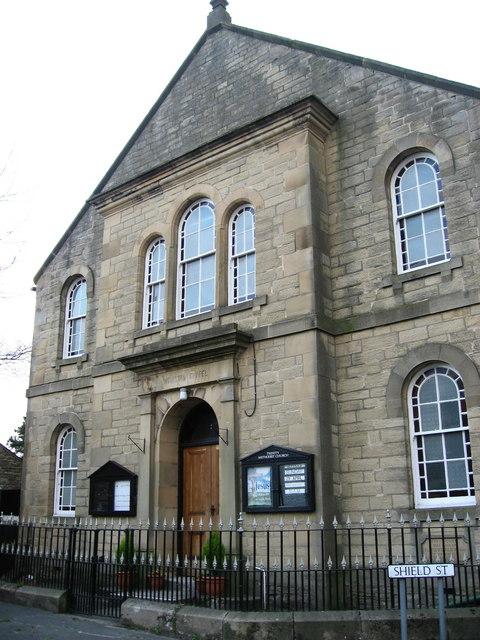 Trinity Methodist Church, Allendale