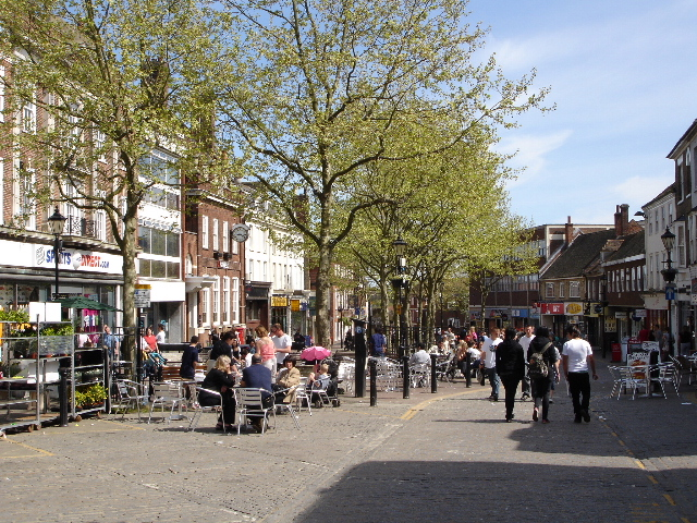 Ashford High Street