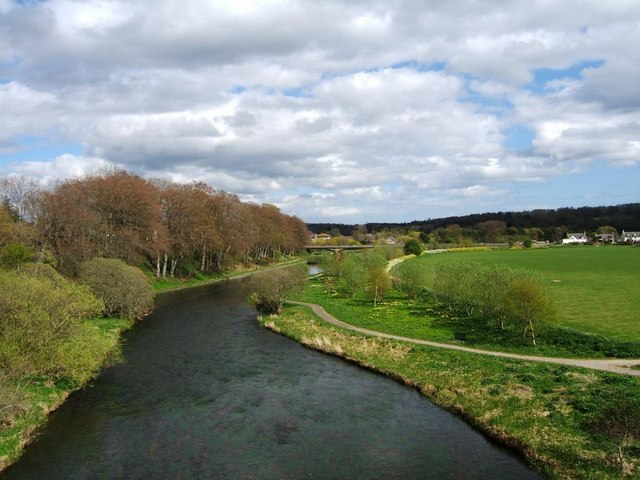 River Don, Inverurie
