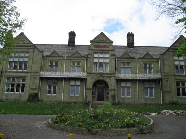 Former Batley Hospital