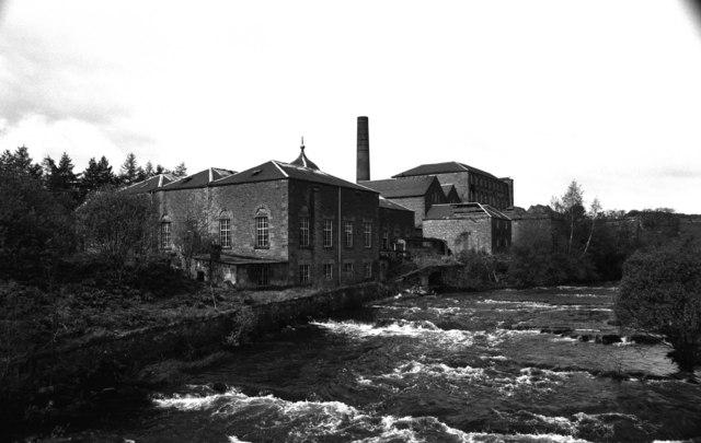 Springbank Mills, Dunblane