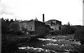 NN7701 : Springbank Mills, Dunblane by Chris Allen