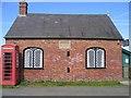 SJ4555 : Coddington Parish Room by John S Turner