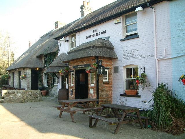 Smugglers Inn, Osmington Mills