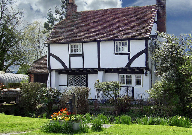 Brookside Cottage Wilstone Christina Burford
