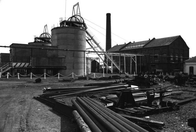 Cardowan Colliery