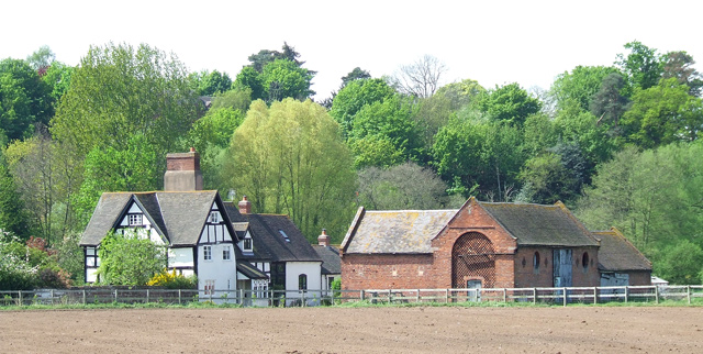Sonde Farm and Barn, Worfield, Shropshire