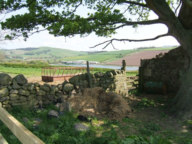 Yetholm Loch from Fourmartdean